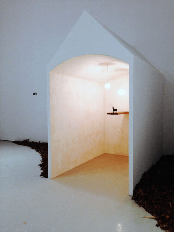 Exhibition view of <i>Fondazione Volume! Passages</i>. Musée d'art moderne et contemporain de Saint'Étienne Métropole