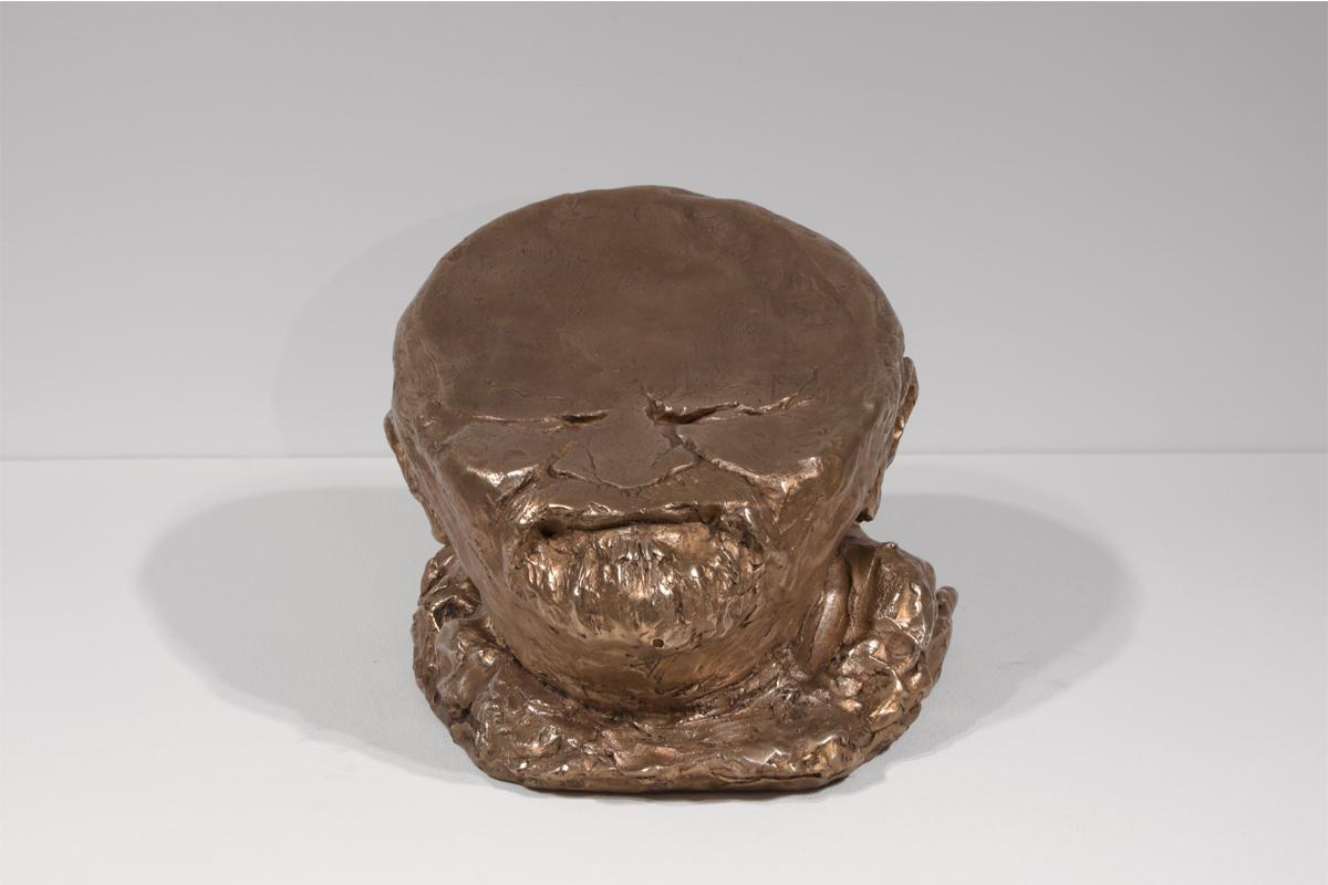 <i>Ho la testa confusissima</i>, 2017. Bronze, variable size. Particular. Ph. Studio Vandrasch, Milan